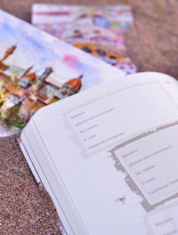 Cuaderno de viaje argentina