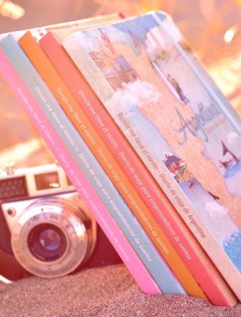 Cuadernos de viaje Donde me lleve el viento