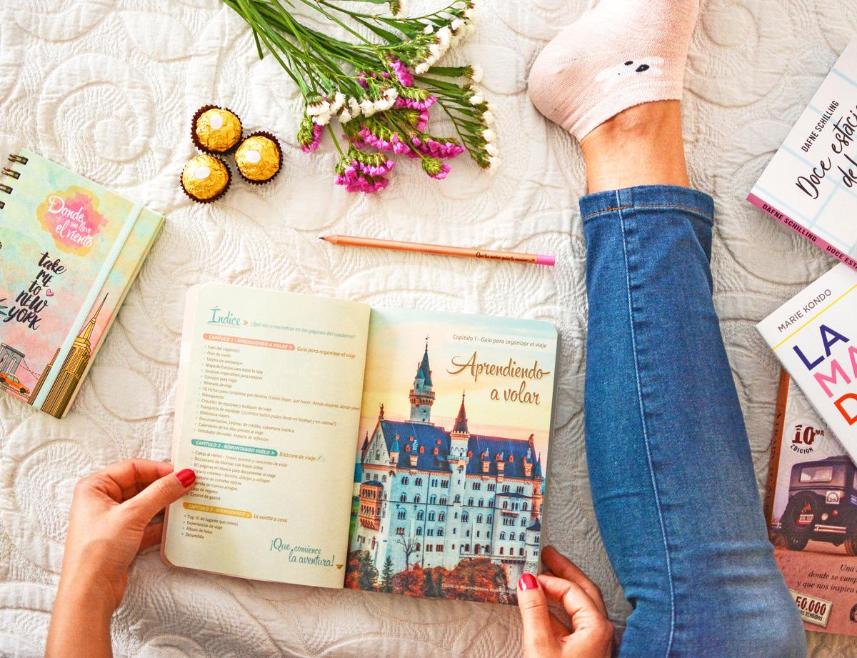 5 actividades para viajar desde casa