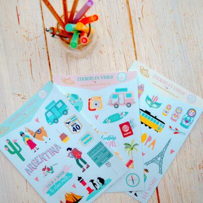 Stickers en vinilo